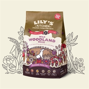 Lilys Kitchen Dog Wild Woodland Walk 1000g