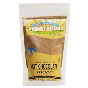 Of The Earth Organic Hot Chocolate Maca 180g