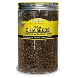 Of The Earth Organic Raw Chia Seeds 250g