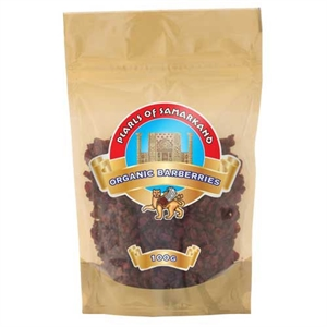 Pearls of Samarkand Org Barberries 100g
