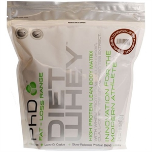 PhD Nutrition Diet Whey Belgian Chocolate 1000g