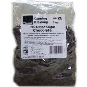 Plamil No Added Sugar Chocolate 1000g
