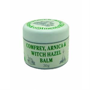 Power Health Comfrey Arnica Witchhazel Balm 30ml