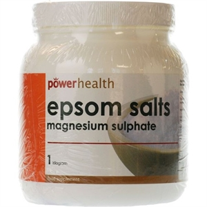 Power Health Epsom Salts 1000g