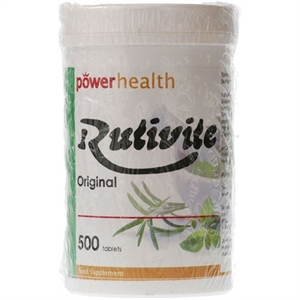 Power Health Rutivite 500 500 tablet
