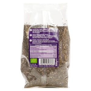 Profusion Black Chia Seeds 250g