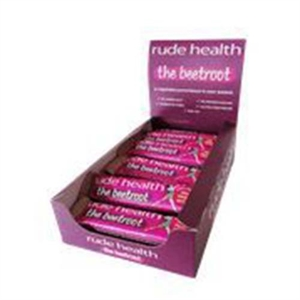 Rude Health The Beetroot snack bar 35g