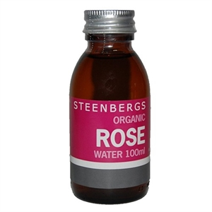 Steenbergs Org Rose Water 100ml