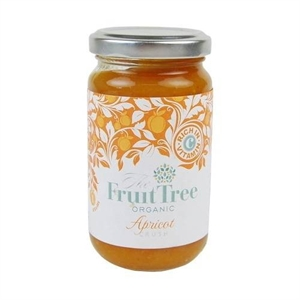 The Fruit Tree Apricot 100% Fruit Spread 250g