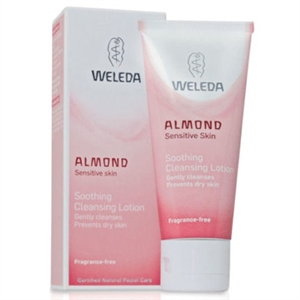 Weleda Almond Soothing Cleanse Lotion 75ml