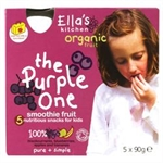 Ellas Kitchen Smthie Frt - Purple One mltpck 5 x 90g