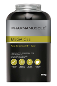 MEGA CEE CREATINE ETHYL ESTER 550G 1 Tub