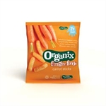 Organix Crunchy Carrot Sticks 20g