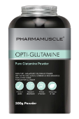 Opti-Glutamine Powder 300g 2 Tubs