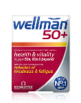 Vitabiotics Wellman 50+ 30 tablet