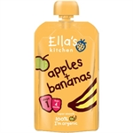 Ellas Kitchen S1 Apples & Bananas 120g