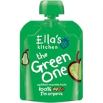 Ellas Kitchen Smoothie Fruits - Green One 90g
