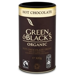 Green & Blacks Organic Hot Chocolate 300g