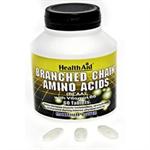 HealthAid Branched Chain Amino Acids 60 tablet