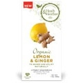 Heath And Heather Organic Lemon & Ginger Tea 20bag