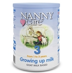 NANNYcare Goat Milk Based Growing up milk 900g - 6 Pack