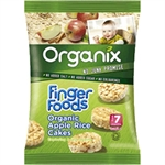 Organix Apple Rice Cakes 50g