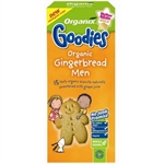 Organix Goodies Mini G/bread Men 5 x 25g