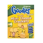 Organix Mini Cheese Cracker 4 x 20g